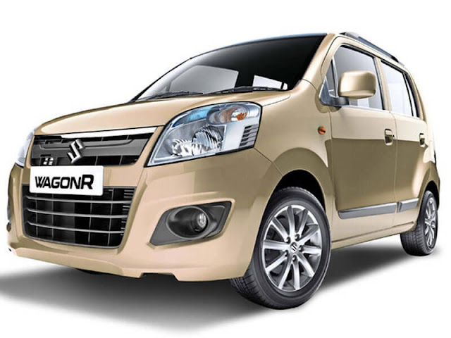 Maruti Wagon R Images, Wagon R Interior, Exterior Pictures