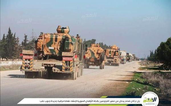 Προς μετωπική σύγκρουση Άγκυρας με Δαμασκό-Μόσχα στην επαρχία Ιντλίμπ