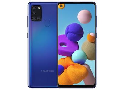 مواصفات Samsung Galaxy A21s الجديد