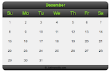 How To Create A Smooth HTML Calendar Styled With CSS Tutorial