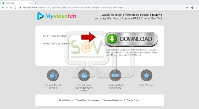 Install.myvideotab.com pop-ups