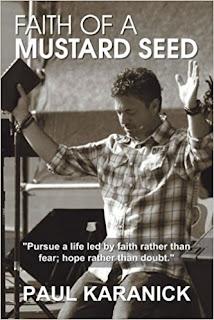 Faith of a Mustard Seed by Paul Karanick