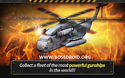 Download Gunship Battle: Helicopter 3D Mod Apk + Data v2.4.60 Full Version