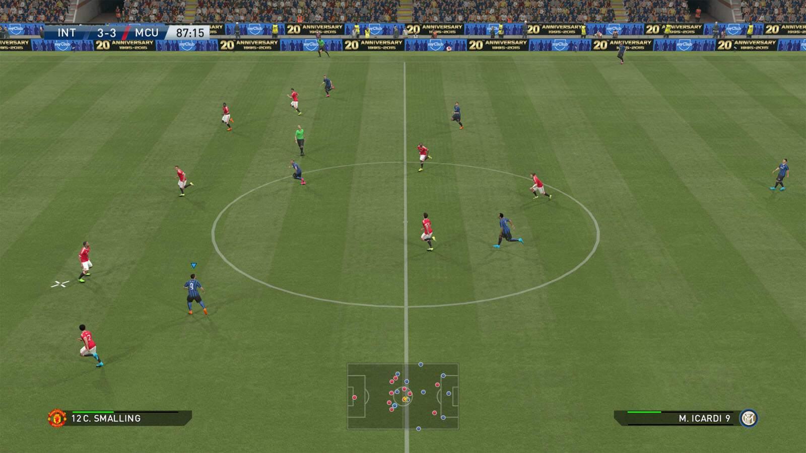 تحميل لعبة PES 2016 مضغوطة كاملة بروابط مباشرة مجانا