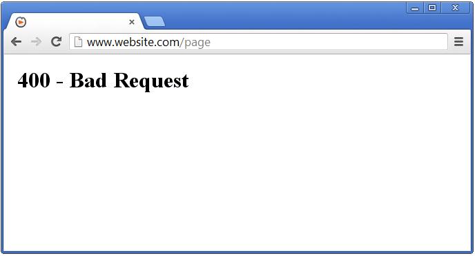 errores http consulte la ayuda