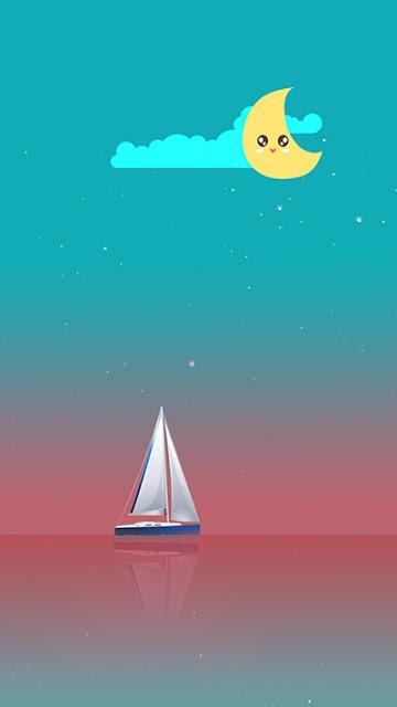 Boat Wallpaper Zenfone 3 Laser
