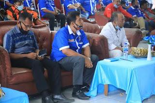 Bupati Labuhanbatu Saksikan Pelantikan Pimpinan Anak Cabang GAMKI Tiga Kecamatan