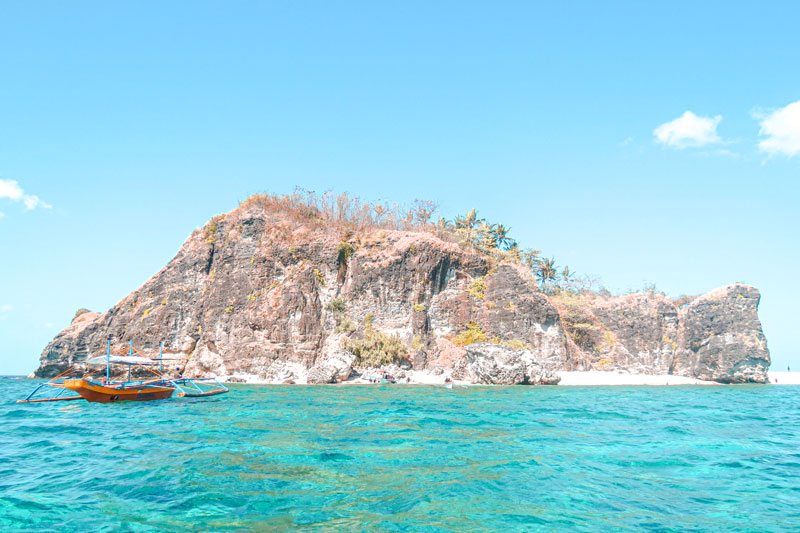Anawangin Cove in Zambales