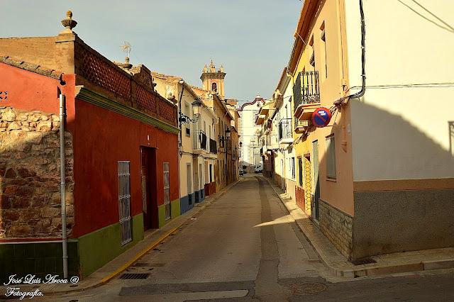 Petres (Valencia).
