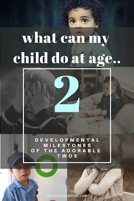 Developmental Milestones For 2 Years Old