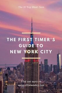 first timers guide to new york