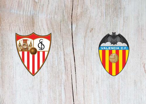 Sevilla vs Valencia -Highlights 27 January 2021