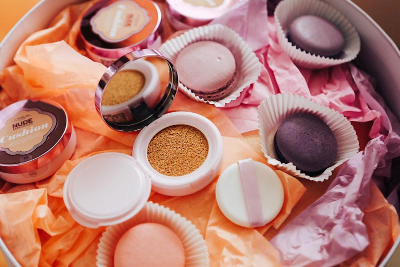 использование кушна в макияже лореаль