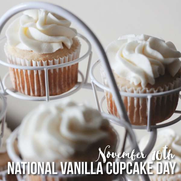 National Vanilla Cupcake Day Wishes pics free download