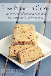 Raw Banana Ice Cream Cake Recipe Gluten Free