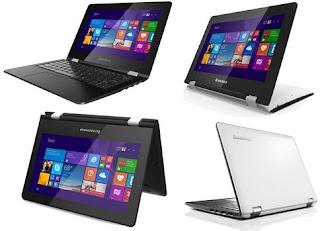 Spesifikasi & Harga Laptop Lenovo Yoga 300