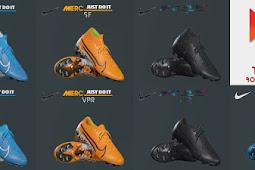 Next-Gen Nike Mercurial Boots - PES 2017 & PES 2019