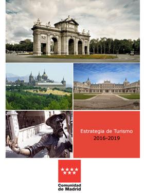 Estrategia de Turismo de la Comunidad de Madrid 2016-2019
