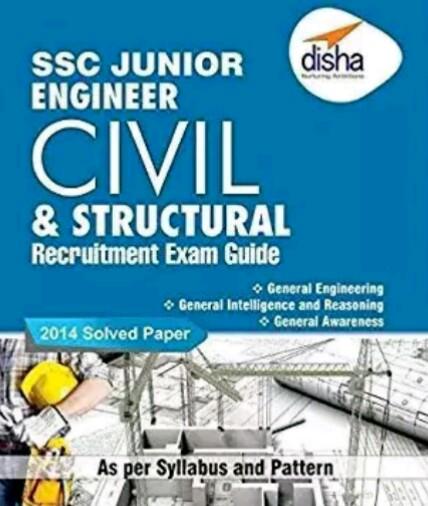 DOWNLOAD SSC JE CIVIL ENGINEERING EXAM GUIDE DISHA PUBLICATION BOOK PDF