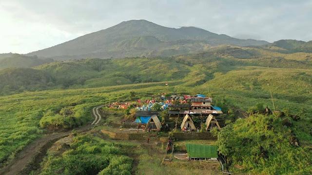 Kisah Nyi Linggi dan Misteri Gunung Ciremai
