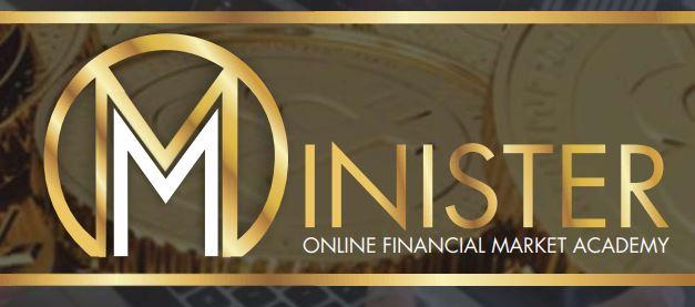 imagem com o nome da empresa minister forex