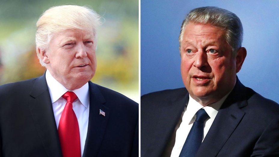 Al Gore: Impeachment Is the Only Remedy for Trump's 'Obscene Behavior'
