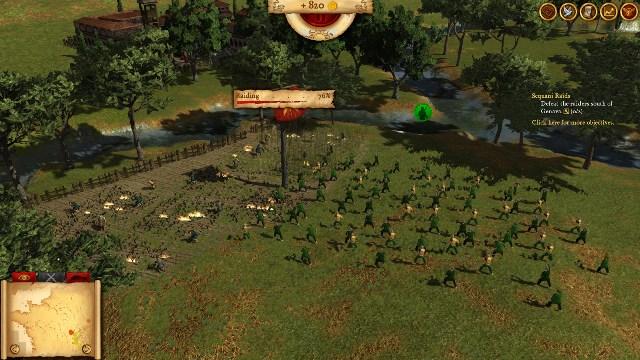 Hegemony Rome PC Games Gameplay