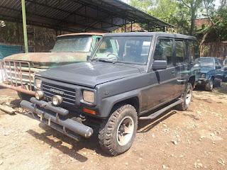 Jual Bahan Hiline Long 4x4 Diesel 1996