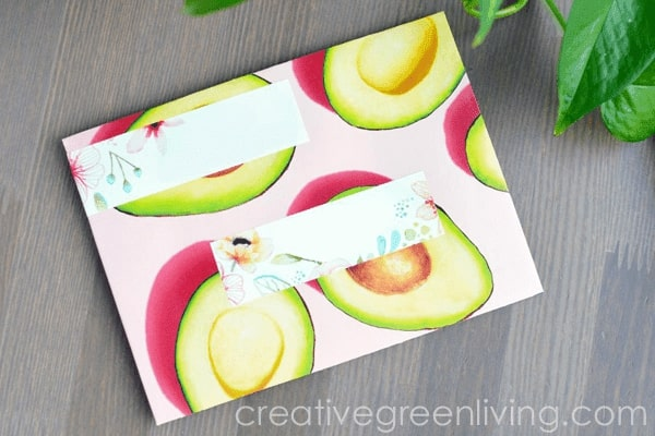 how to make unique envelopes out of paper, scrapbook paper or magazine pages
