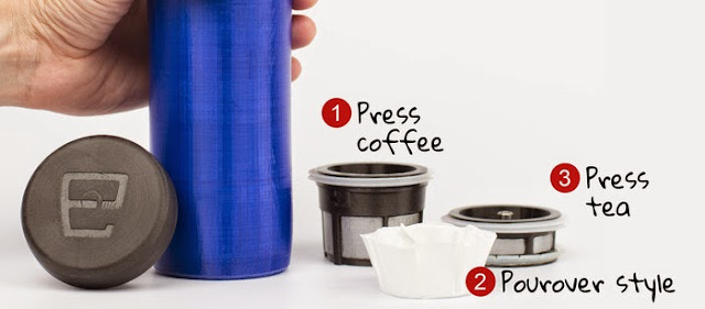 Smart Gadgets For Coffee On The Go - Espro Travel Press