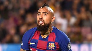 Barcelona Thinking of keeping Arturo Vidal