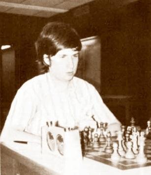 El ajedrecista Enric Piqueres Pla