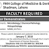 FMH College of Medicine And Dentistry Lahore Jobs