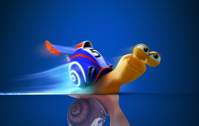 Dreamworks Animation's Turbo