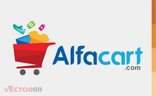 Logo Alfacart - Download Vector File AI (Adobe Illustrator)