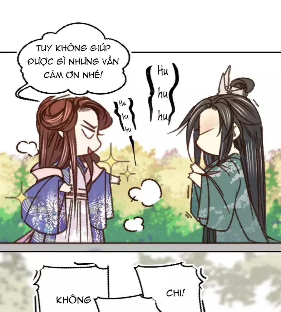 Phượng Hoàn Triều: Vương Gia Yêu Nghiệt Xin Tránh Đường Chapter 18 - Trang 17