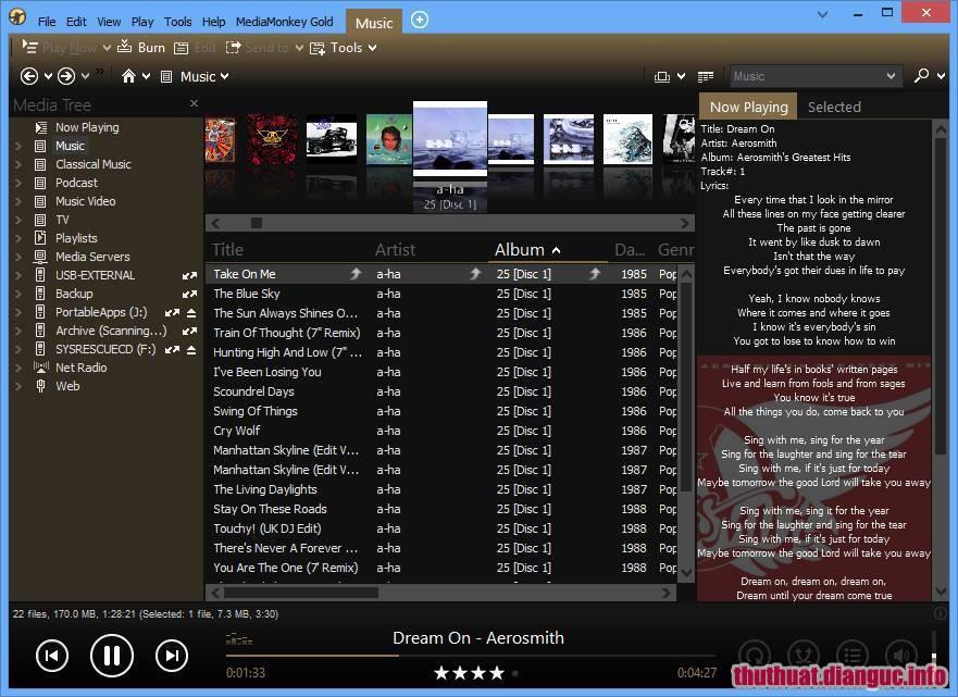 Download MediaMonkey Gold 4.1.21.1873 Full Keygen