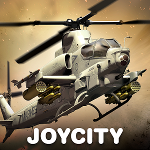Gunship Battle: Helicopter 3D v2.4.01 Mod APK+DATA Free Shopping