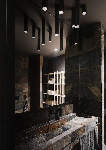 Restaurant Bathroom Design