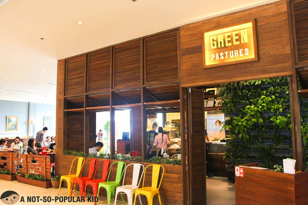 The awesome Green Pastures of Shangrila Plaza