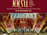 Dukung UMKM, Bank Indonesia KPw Sumatera Utara Gelar KKSU (Karya Kreatif Sumatera Utara) 2021