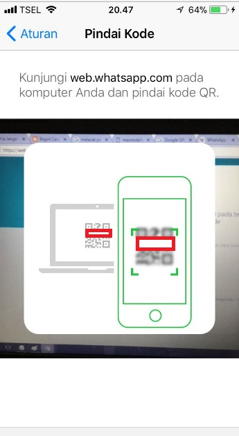 Cara Membuka Chat Whatsapp Melalui PC maupun Laptop Tanpa Download Aplikasi