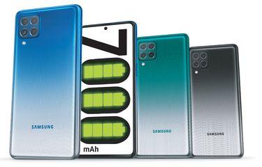 Screenshot Samsung Galaxy M62