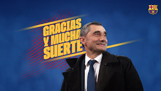 BREAKING: Ernesto Valverde SACKED by Barcelona after Supercopa exit