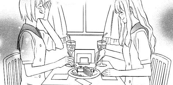 Girl Girl | Yuri Manga Pdf Download