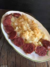 chorizo-y-col-del-cocido-madrileño