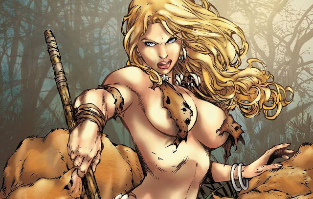 Asal-Usul Shanna the She-Devil, Superhero Seksi Pelindung Satwa