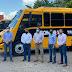 Entregan Camión Escolar al Municipio de Alamos