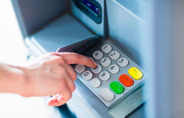What is the full form of ATM in Hindi?