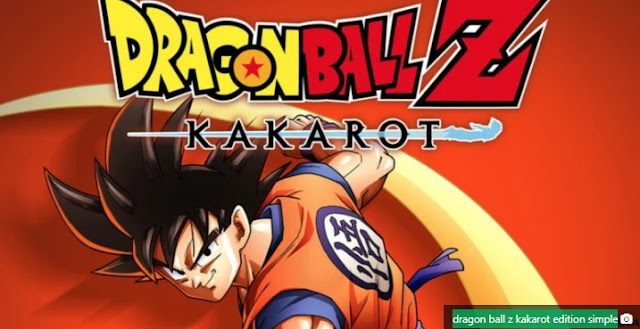 All about Dragon Ball Z Kakarot